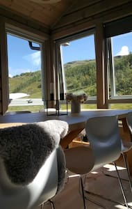 Hytte ved Tyin-Filefjell Skisenter - Cabin