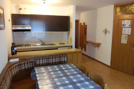 Appartamento x 4/6 vicinissimo a piste e trekking - Tesero - Apartment