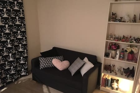 Couch close to centre and airport - Apartamento