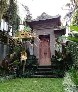 Sari Rooms - Ubud - House