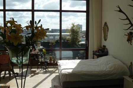 penthouses Amsterdam - Amsterdam - Daire