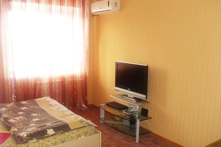 Уютная теплая чистая квартира - Wohnung