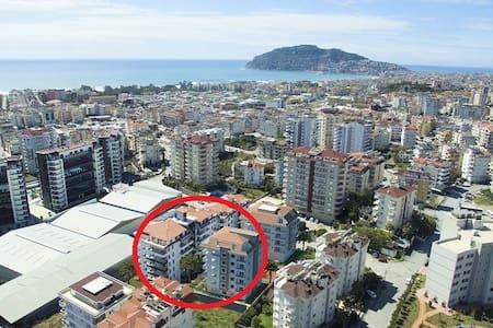 Caspian Residence - Appartement