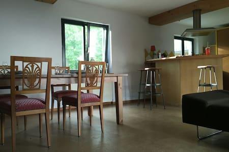 Petite maison à 10 minutes de Bâle - Hus