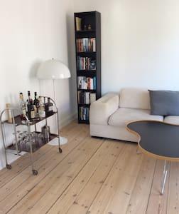 Lækker 3 værelses herskabslejlighed - Aarhus - Apartamento
