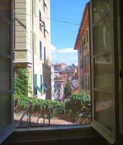 Genova Verticale - Haus
