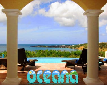 Oceana Villa - The Valley - Villa
