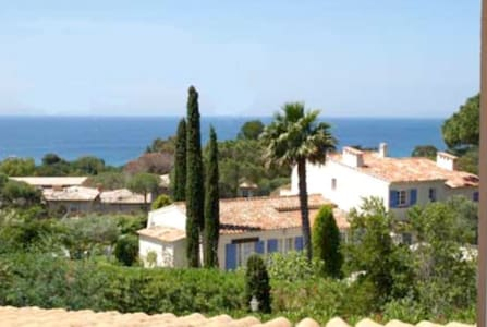 Cosy studio near beach, nature and Saint-Tropez - La Croix-Valmer