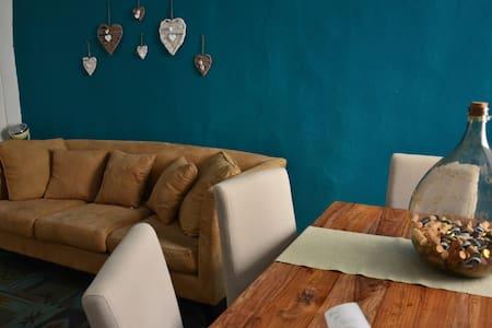 Romántico Apartamento en Lucignano - Wohnung