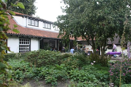 Private gettaway, complete serenity - Ossendrecht - Bed & Breakfast