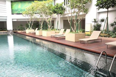 KL Luxury Suite with 5 Star Facilities - Kuala Lumpur