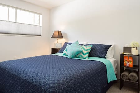 Private Bedroom on Center Street - Provo - Condominium