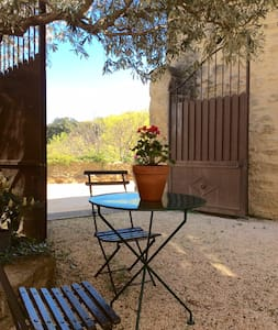 Garden studio in Saint-Siffret - Wohnung