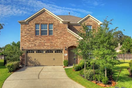 55 Canterborough Pl - Tomball - Maison