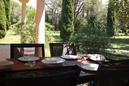 A Roman villa in the parc  (Villa only) - 9p max - Empúries - Villa
