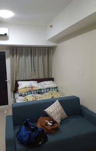 Fully furnished unit very accessible. - Manila