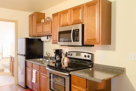 Remodeled Mother-In-Law Suite - Olympia - Apartment