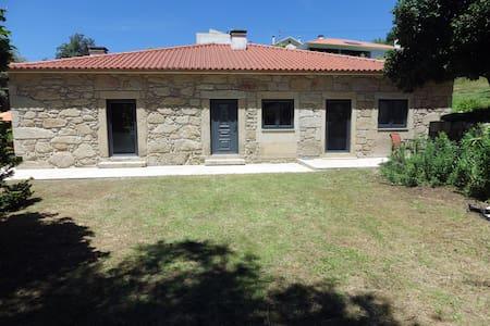 Casa Ermida - Facha - Haus