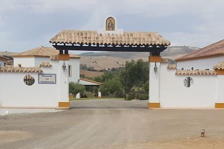 Magnifico Cortijo en Puerto Serrano - Villa
