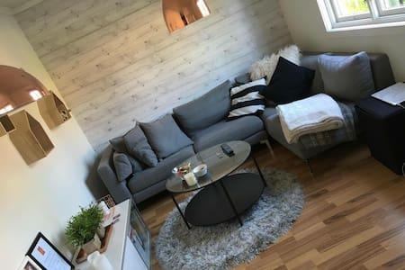 Fin leilighet sentralt i Porsgrunn - Porsgrunn - Wohnung