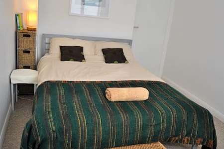 Fresh double in relaxed flat - Appartement