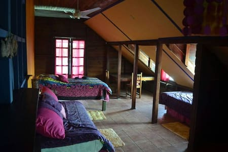 Spacious room with sea view 2 - Bocas del Toro Province
