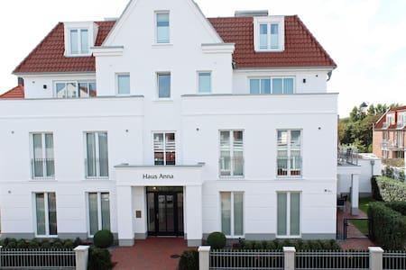Haus Anna Wohnung 3, auf Wangerooge - Wohnung
