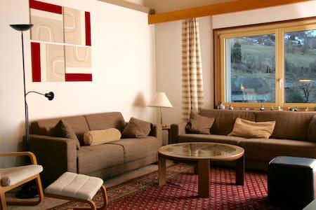 Romantica, duplex apartment - Fiesch