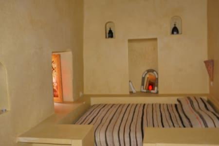 maison typique Berbère,  chic et écologique . - Marrakesh - Guesthouse