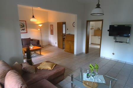 Großzügige Wohnung im Altbau - Apartment