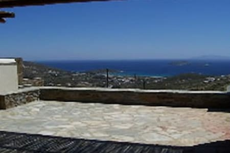 Outstanding Aegean Villa 142m² - Andros