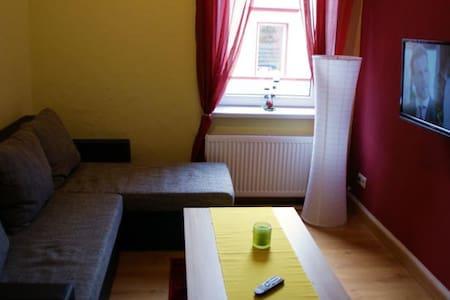 schöne große Ferienwohnung für bis zu 7 Personen - Apartment