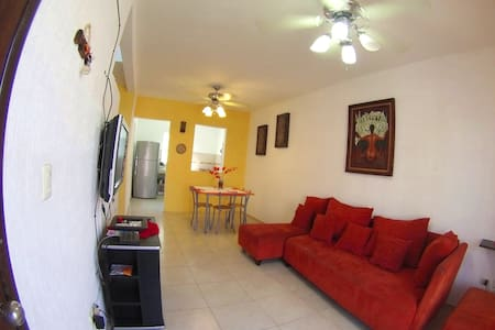 Best Location In Downtown - Cancún - Huis