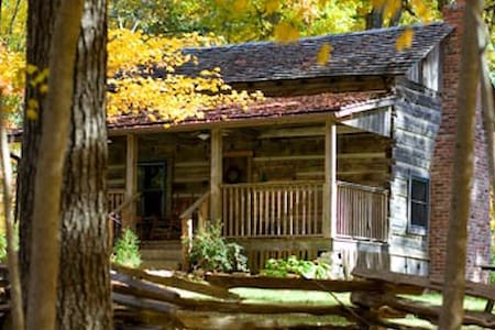 The Cabins On Cedar Ridge -Foust Cabin - Clinton - Cottage