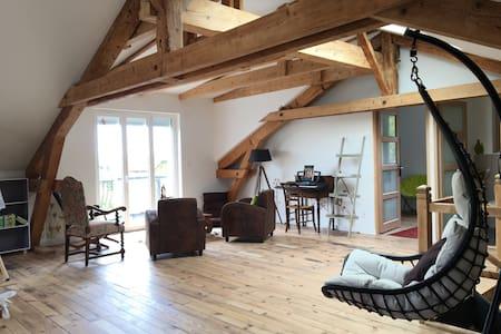 1er étage d'une Villa rénovée - Caluire-et-Cuire - Villa