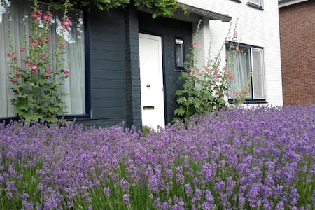 Romantic and cosy B&B in Hulst, Zealand - Haus
