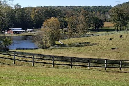 Scenic and Serene Farm House close UNC Chapel Hill - Casa