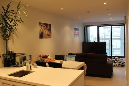 Private Room with Work Desk in Central Auckland - Wohnung