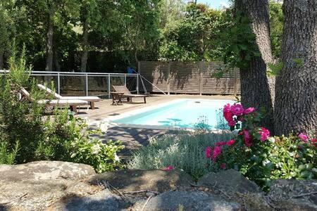 Villas T3 piscine privée 4/6 pers - Patrimonio
