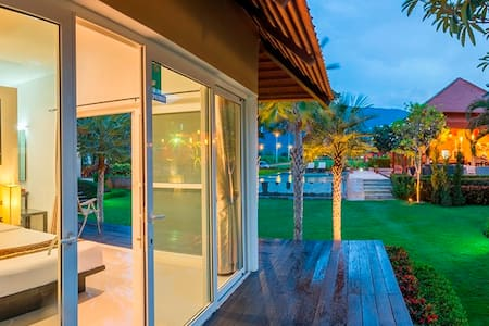 Deluxe Villa with a great view of Khao Yai