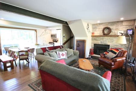 Comfy, Rustic and Newly Updated - Chalet