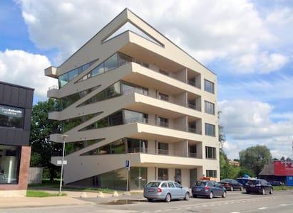 Modern & quiet apartment in downtown - Tartu - Apartment