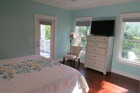 Beach house King bed master suite - Santa Rosa Beach