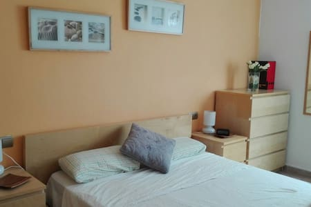Cozy apartment ! Economic Room with double bed ! - Piso Inteiro