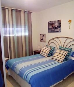 Spacious Bright Room | 15' Salou & Port Aventura - Flat