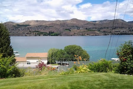 Beautiful Lake Chelan get away - Chelan