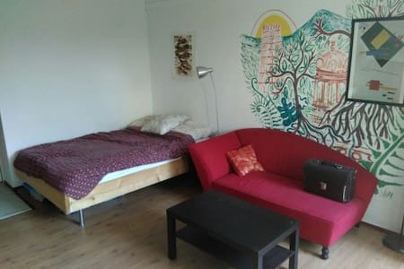 Studio apartment in Utrecht - Appartement
