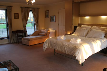 The Pippins studio flat B&B. - Bed & Breakfast