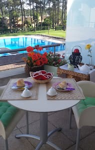 Paradise with Beach, pool and nature. - Esposende - Apartment