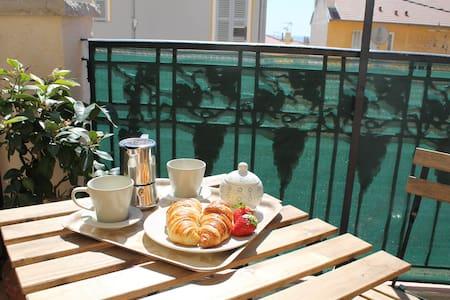 Bonjour Monaco - sunny seaview Flat - Apartment